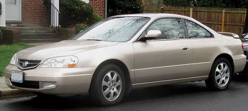 Download Acura Cl repair manual