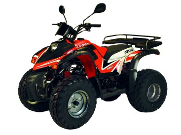 Download Aeon New Sporty 125-180 Atv repair manual