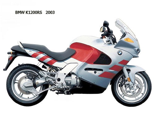 Download Bmw K1200 Rs repair manual