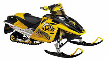 Download Bombardier Ski-Doo Rev Series Snowmobile repair manual