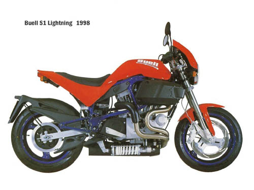 Download Buell S1 Lightning repair manual