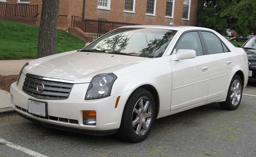 Download Cadillac Cts repair manual