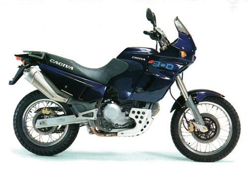 Download Cagiva 900-Ie repair manual