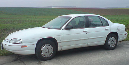 Download Chevrolet Lumina repair manual