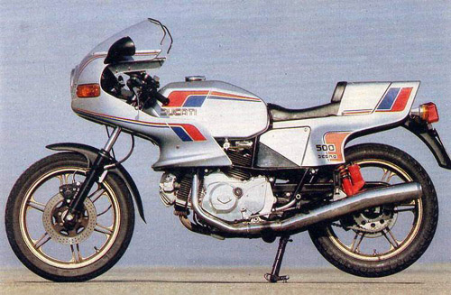 Download Ducati Pantah 500sl repair manual