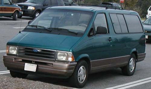Download Ford Aerostar repair manual
