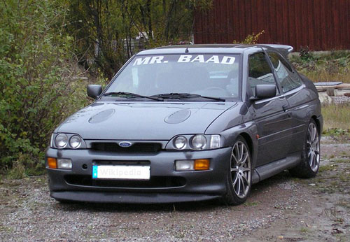Download Ford Escort Rs Cosworth repair manual