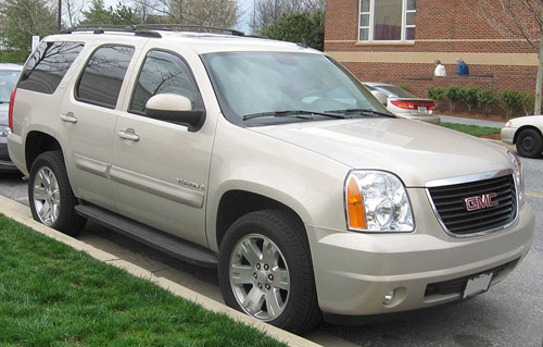 Download Gmc Yukon repair manual