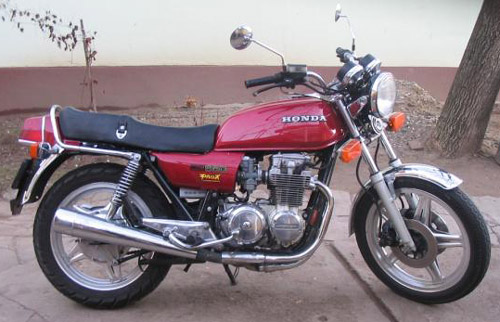 Download Honda Cb650 repair manual