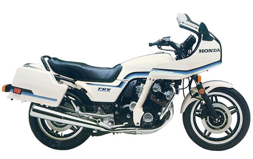 Download Honda Cbx1000 repair manual