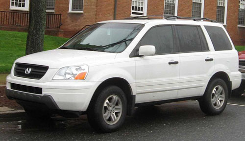 Download Honda Pilot repair manual
