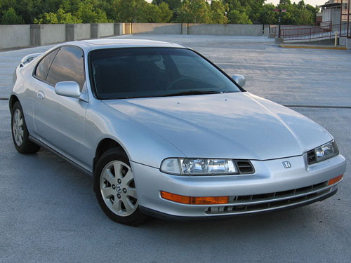 Download Honda Prelude repair manual