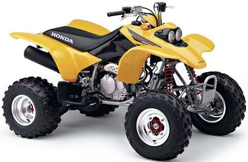 Download Honda Trx400ex Fourtrax Atv repair manual