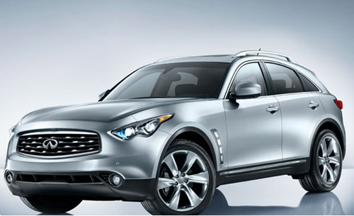 Download Infiniti Fx35 Fx50 repair manual