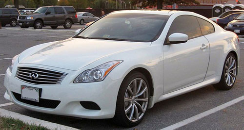 Download Infiniti G37 Coupe repair manual