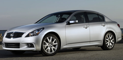 Download Infiniti G37 Sedan repair manual