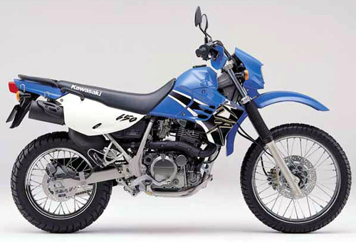 Download Kawasaki Klr-650 Klr-500 repair manual