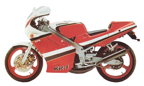 Download Kawasaki Kr-1 repair manual