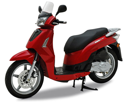 Download Kymco People 50 repair manual