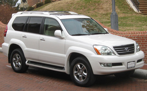 Download Lexus Gx470 repair manual