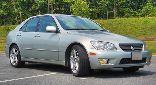 Download Lexus Is-300 repair manual
