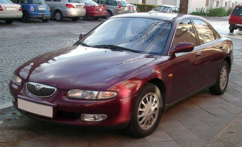 Download Mazda Xedos 6 German repair manual