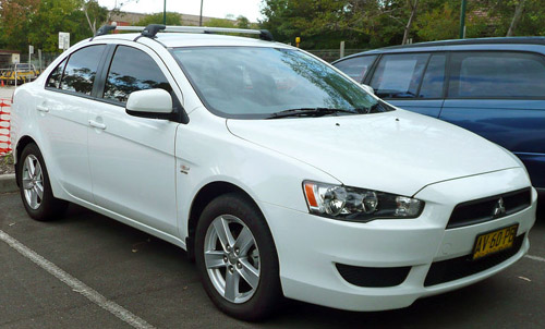 Download Mitsubishi Lancer repair manual