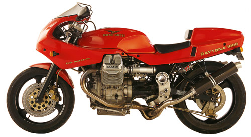 Download Moto Guzzi Daytona 1000 repair manual