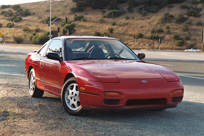 Download Nissan 240sx repair manual