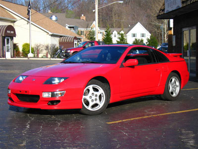 Download Nissan 300zx Z31 repair manual
