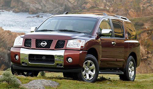 Download Nissan Armada repair manual