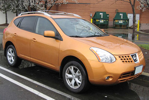 Download Nissan Rogue repair manual