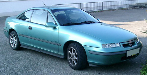 Download Opel Calibra repair manual