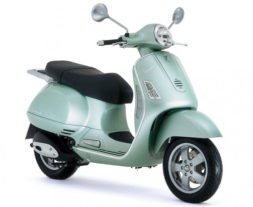 Download Piaggio Vespa Gt-200 repair manual