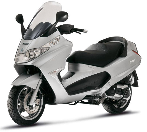 Download Piaggio X8 400 repair manual