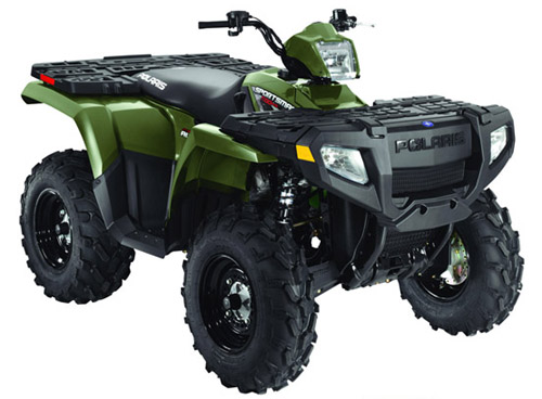 Download Polaris Sportsman 500 Atv repair manual