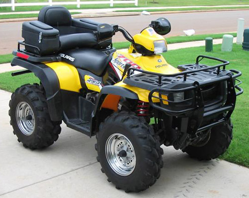 Download Polaris Sportsman 600-700 Atv repair manual