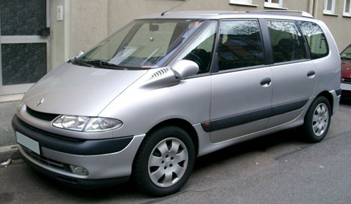 Download Renault Espace repair manual