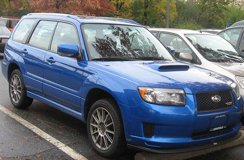 Download Subaru Forester repair manual