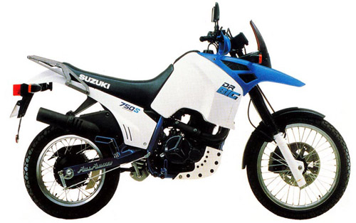 Download Suzuki Dr750s Dr800s Big repair manual