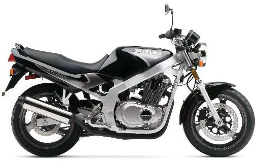 Download Suzuki Gs500e repair manual