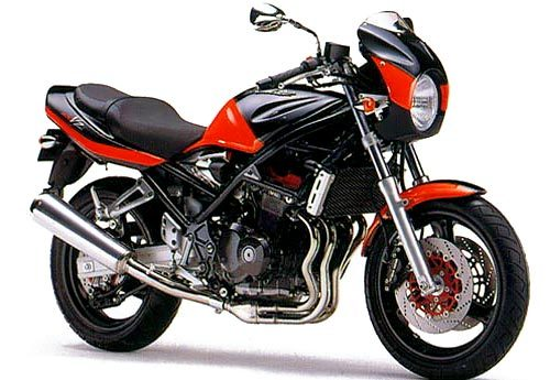 Download Suzuki Gsf-400 Bandit repair manual