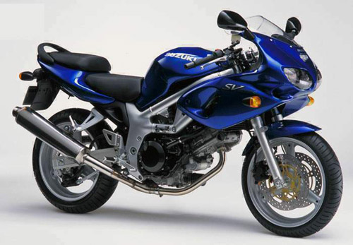 Download Suzuki Sv650 repair manual