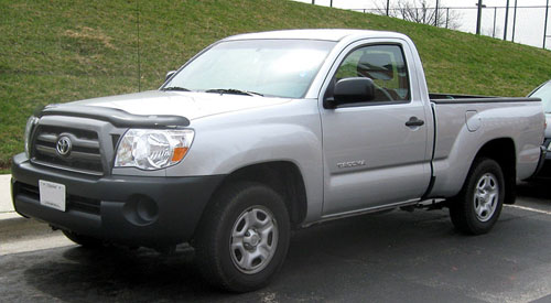 Download Toyota Tacoma repair manual