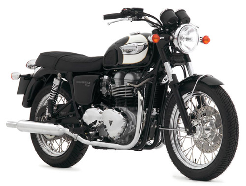 Download Triumph Bonneville Bonneville-T100 America repair manual