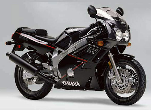 Download Yamaha Fzr-600 repair manual