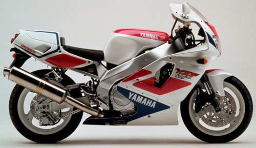 Download Yamaha Yzf-750 repair manual